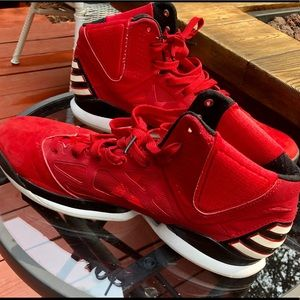 Adidas Adizero Rose 2.5 (Red and Black)
